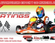 PRIMERA CARRERA DE EXHIBICIÓN KARTINGS