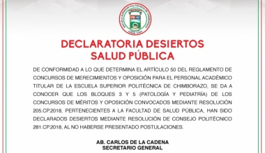 "<p><a href=""images/Comunicacion/2018/MAYO%202018/declaratoria/RESOLUCION%20281.CP.2018.pdf"">RESOLUCIÓN 281.CP.2018</a></p>"