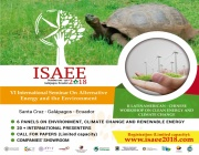 VI International Seminar On Alternative Energy and the Environment